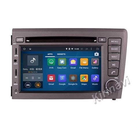 Volvo S60 Radio by Kirinavi Wc Vl7060 Android 5 1 Car Radio For Volvo S60 V70