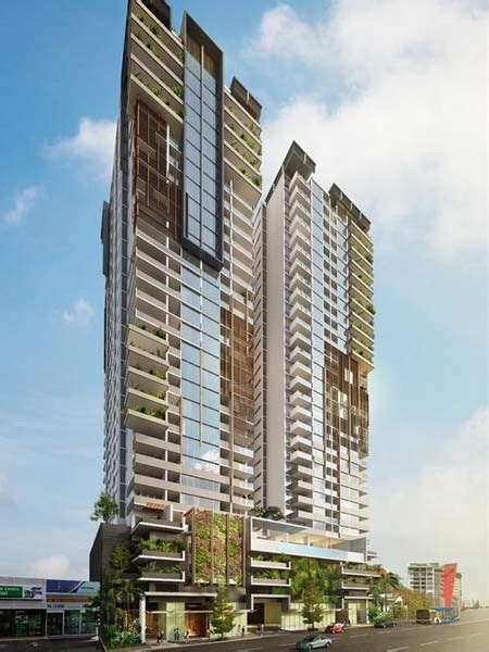 agc glass facade  brisbane apartments meets aesthetic