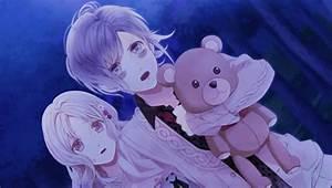 DIABOLIK LOVERS MORE,BLOOD 逆巻カナト 6枚(PSP) 乙女ゲーム☆CG