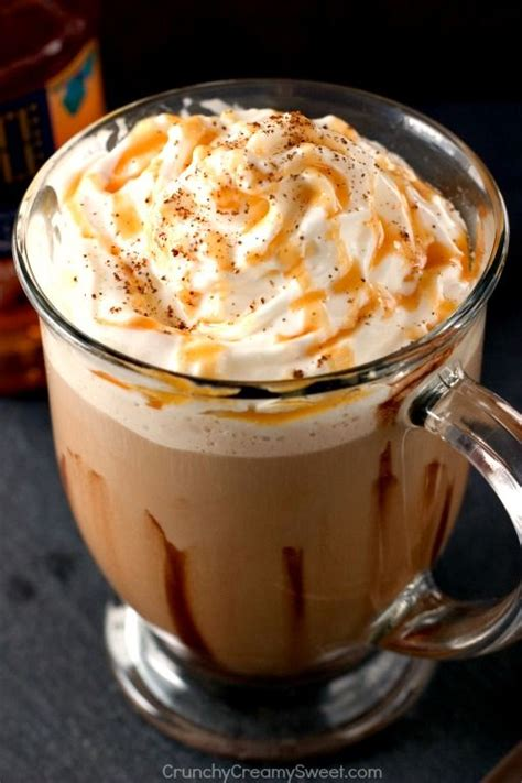 Salted Caramel Mocha Latte | Recipe | Stove, Salted