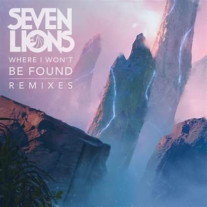 Remixes Lions Seven Ep Found Won Where