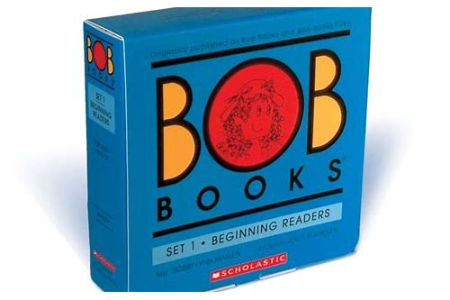 baixar bob books set 1 reading level