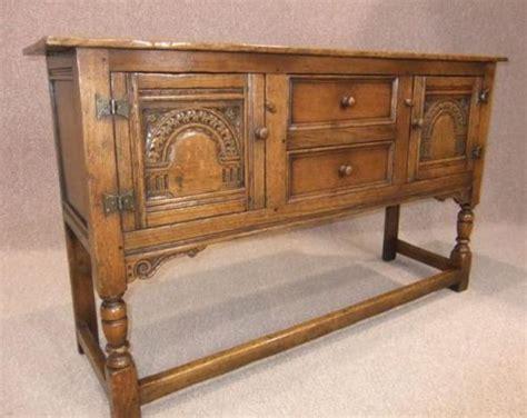 Oak Sideboard Next by Jacobean Style Oak Sideboard Antiques Atlas