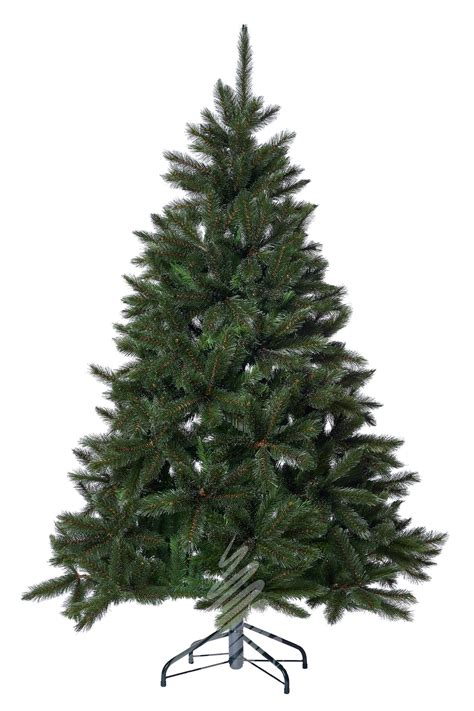 bristlecone pine artificial christmas tree with led