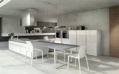ilot cuisine table cuisine moderne idees nz