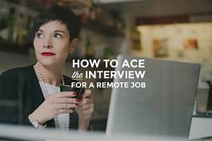 How To Ace A Video Interview