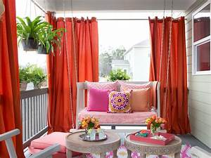 You'll Love These Ideas for Beautiful Outdoor Curtains DIY