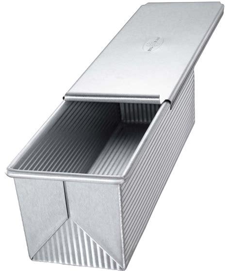 pan loaf pullman usa