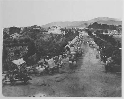 Chubachus History Wounded Soldiers Photographic Library Road