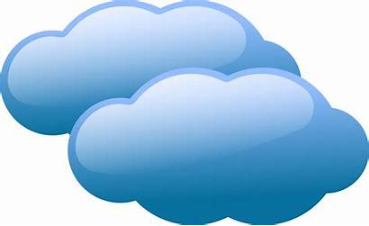 Clipart Cloudy Clouds Cloud Clipground