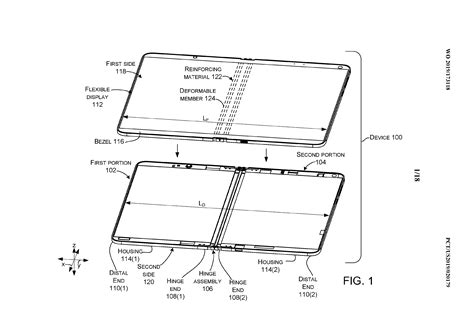 microsoft s dual screen surface device may use liquid powered hinges warpcom services
