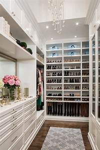walk in closet design 15 Elegant Luxury Walk-In Closet Ideas To Store Your ...