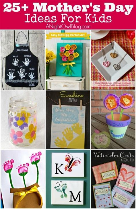 images  mothers day craft ideas  kids