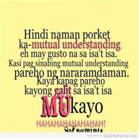 Logic Quotes About Love Tagalog