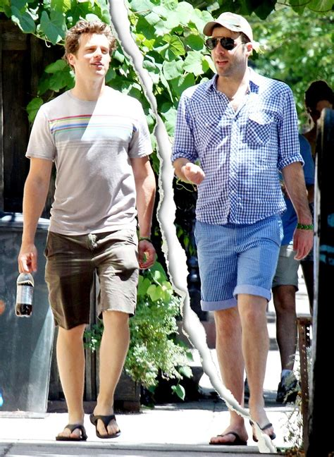zachary quinto and jonathan groff zachary quinto and jonathan groff 2013 s biggest splits