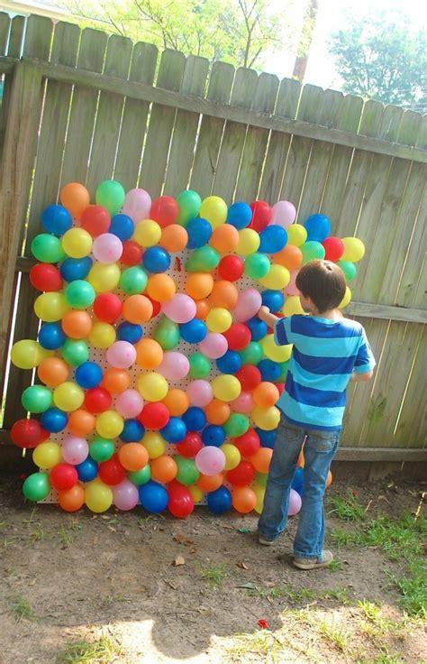 spiele für draußen kindergeburtstag luftballons darts platzen outdoor spiele f 195 188 r kinder sommer house herbstfest