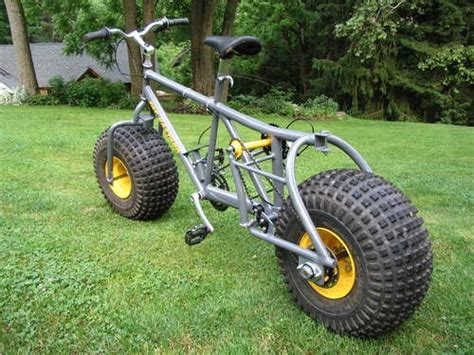 extreme fat tire bicycle