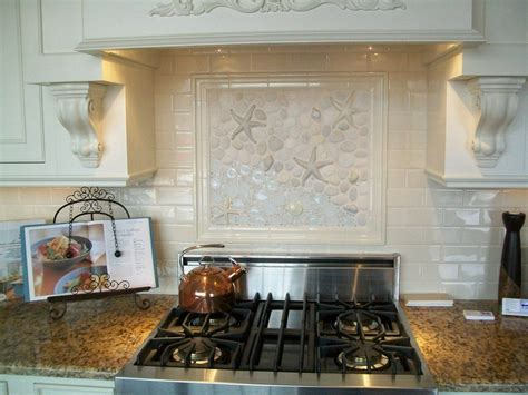 Where To Buy Kitchen Backsplash Tile by Seashell Kitchen Backsplashes Thoughts On Seashell