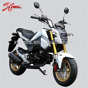 Petite Moto Honda : 2016 nova bicicleta do macaco msx 125 sf 125cc ~ Mglfilm.com Idées de Décoration