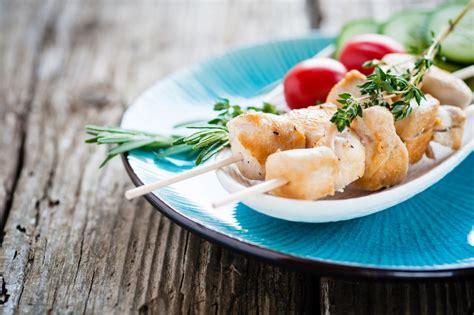 brochet cuisine recette saté de poulet