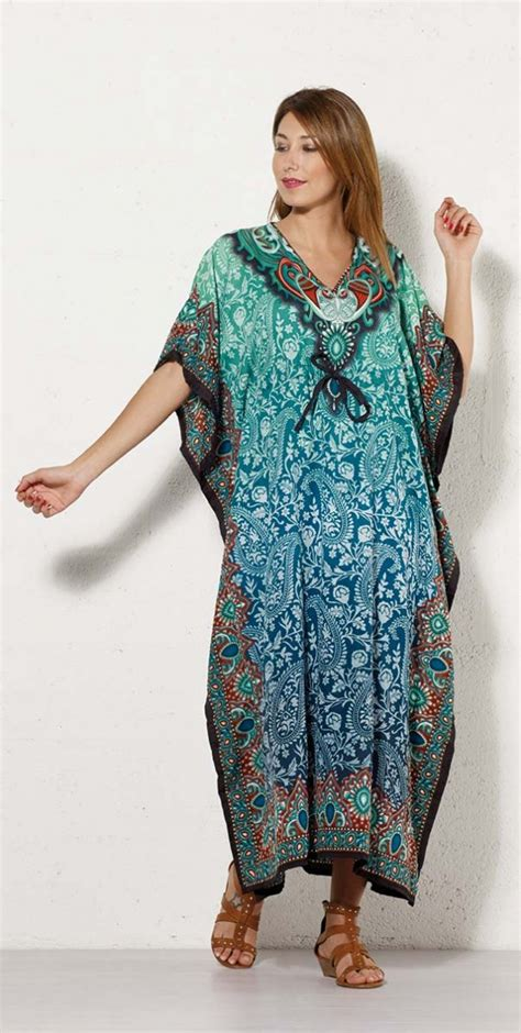Robe boubou africain - julie bas