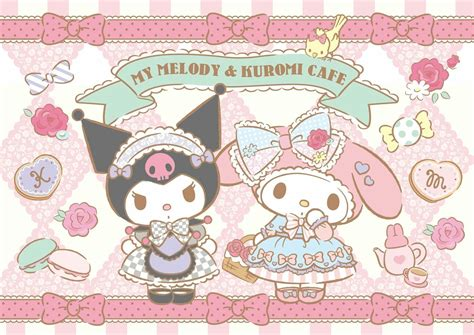 Get My Melody And Kuromi Wallpaper  Background