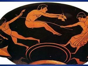 the ancient olympics ancient history