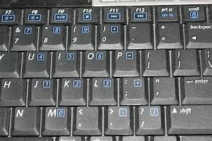 accessing special characters on laptop computers With computer keypad letters