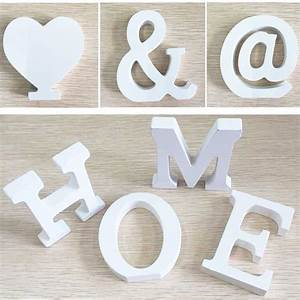 aliexpresscom buy 6pcs door wedding decorations letters With decorative wooden letters for home