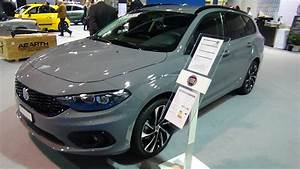 Fiat Tipo 2018 : 2018 fiat tipo station wagon s design exterior and interior auto z rich car show 2017 youtube ~ Medecine-chirurgie-esthetiques.com Avis de Voitures