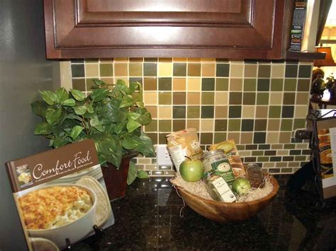 backsplash tile for kitchens cheap cheap backsplash ideas feel the home