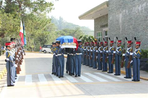 No Foul Play Over Cadet's Death