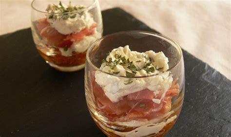 cuisine az verrines verrines salées recette az