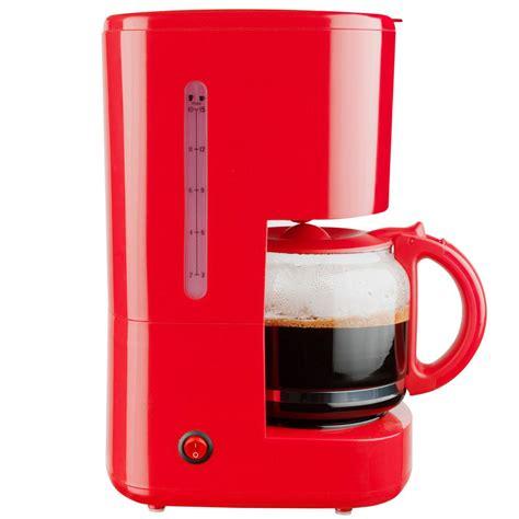 kaffeemaschine wasser vorher kocht design filter kaffee maschine rot 15 tassen glaskanne messl 246 ffel haushaltsger 228 t ebay
