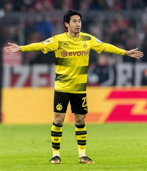 dortmund away 2017 shinji kagawa makes a kid cry with