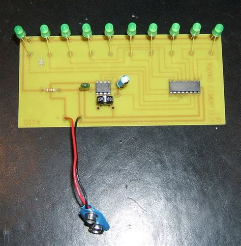 christmas light chaser circuit christmas in kent how to pages