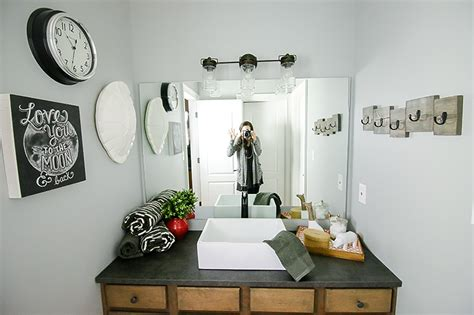 Bathroom Sink Makeover by Bathroom Sink Makeover Bower Power Bloglovin