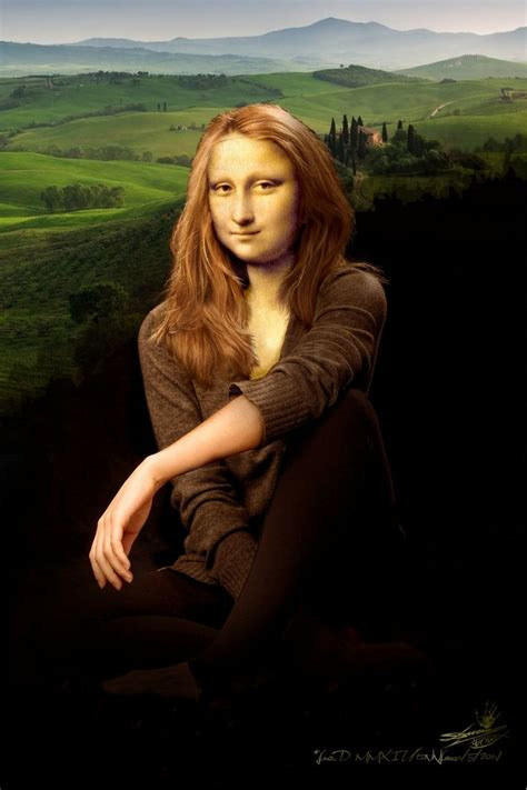 584 Best Images About Mona Lisa On Pinterest Old
