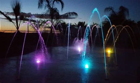 colored led lights splash pad multi colored led light kits