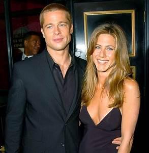 "Jennifer Aniston, Brad Pitt ""Very Good Friends"" - Us Weekly"