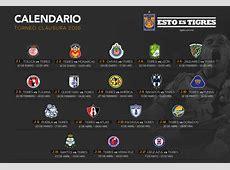 Calendario De Tigres 2016 Calendar Template 2018