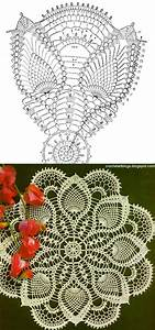 Lots Of Free Crochet Doily Patterns Here