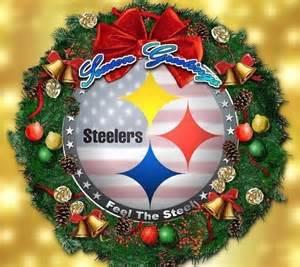 Pittsburgh Steelers Christmas