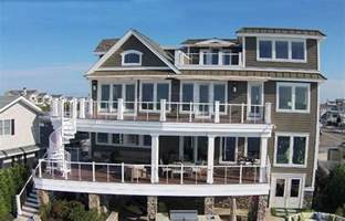 luxury 4 story house design on the waterfront designing idea