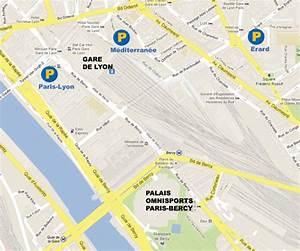 Parking Paris Vinci : parkings gare de lyon ~ Dallasstarsshop.com Idées de Décoration