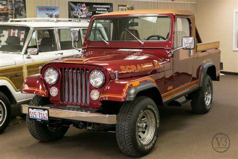 cj8 jeep 1982 jeep cj8 scrambler v3 4 4