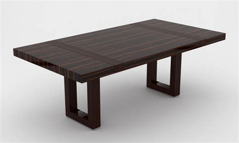 31619 stylish dining table contemporary frank dining table contemporary dining tables miami by
