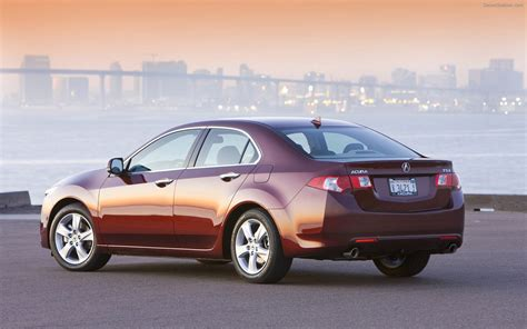Acura Tsx 2009 Pictures Widescreen Exotic Car Photo 71 Of