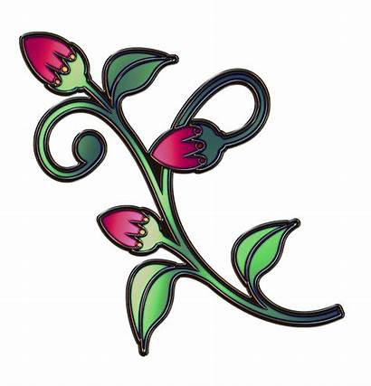 Embroidery Easy Flower Clipart Basic Patterns Guide
