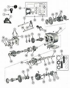 Jeep Cj Parts  Jeep Dana 300 Transfer Case Parts For 1980